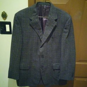 Canali Wool/Cashmere Blazer 46R Made In Italy